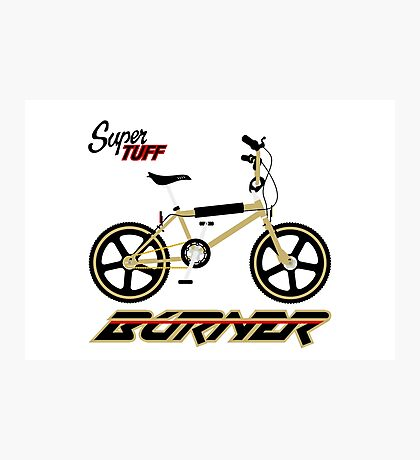 super tuff burner Photographic Print