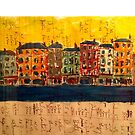 Accounting Quays, Dublin by eolai