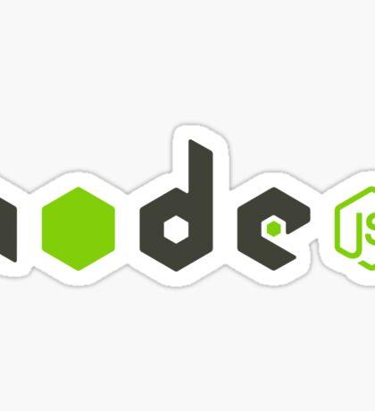 node js Sticker