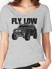 FJ Cruiser Women's Relaxed Fit T-Shirt