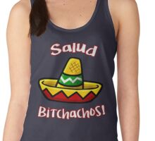 Salud Bitchachos Women's Tank Top