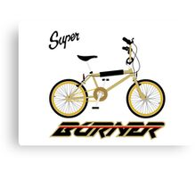 super burner Canvas Print