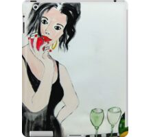 La Vie est Belle iPad Case/Skin