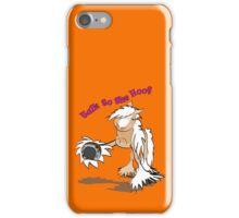 Talk to the Hoof iPhone Case/Skin