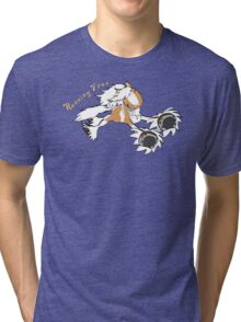 Running Free.... Tri-blend T-Shirt
