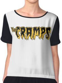 The Cramps Chiffon Top
