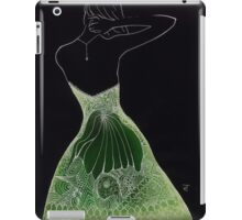 Green Dress iPad Case/Skin