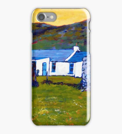Cottage from Sheep Field iPhone Case/Skin