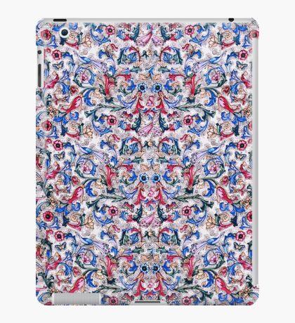 Italian Peacock Floral iPad Case/Skin