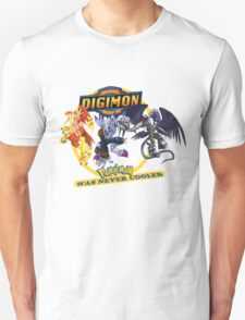 Digimon is cooler T-Shirt