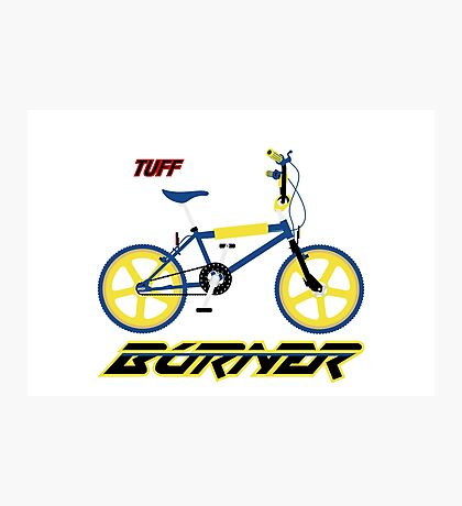 tuff burner Photographic Print