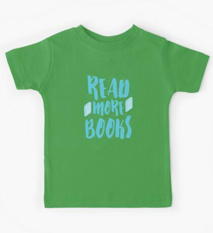 READ MORE BOOKS Kids Tee