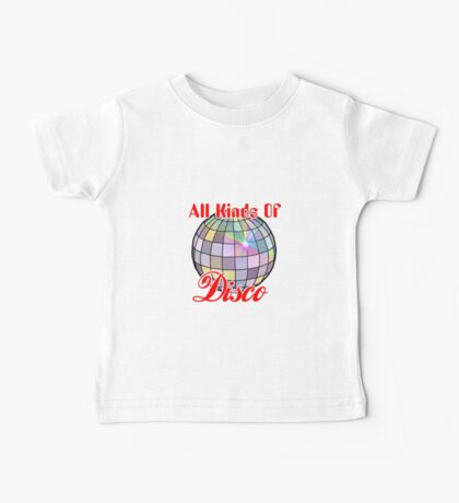 All Kinds Of Disco Baby Tee