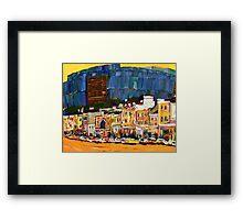 Parkgate Street, Dublin Framed Print