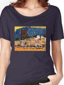 Parkgate Street, Dublin Women's Relaxed Fit T-Shirt