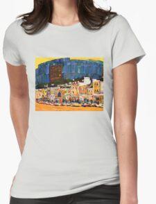 Parkgate Street, Dublin Womens Fitted T-Shirt