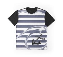 Navy Collection Graphic T-Shirt