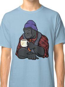 Grumpy Gorilla's Banana Brew Classic T-Shirt