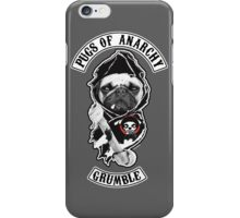 pugs of anarchy iPhone Case/Skin