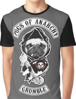 pugs of anarchy Graphic T-Shirt