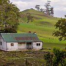 Old Farm House, Triabunna, Tasmania by Chris Cobern