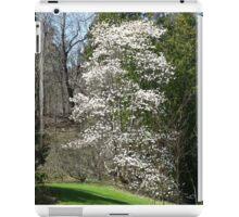 Magnolia sky iPad Case/Skin
