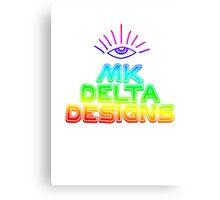 MK DELTA Canvas Print