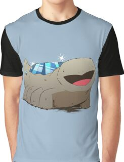 Crystal Lizard Graphic T-Shirt