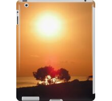 Dawn in the South seventh series iPad Case/Skin