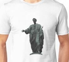 Historic Statue in Europe Unisex T-Shirt