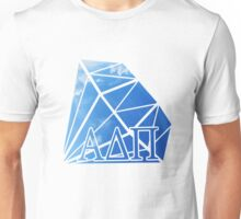 ADPi Diamond - Sky Unisex T-Shirt