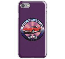A Little Red Corvette iPhone Case/Skin