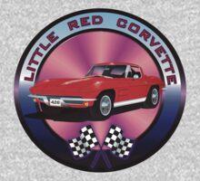 A Little Red Corvette One Piece - Long Sleeve