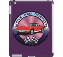 A Little Red Corvette iPad Case/Skin