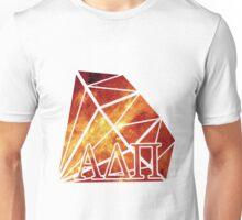 ADPi Diamond - Red Unisex T-Shirt