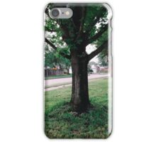 Hey!! A tree. iPhone Case/Skin
