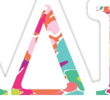 ADPi Lilly Sticker