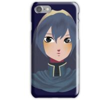 Lucina bust iPhone Case/Skin