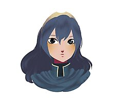 Lucina bust Photographic Print