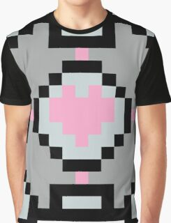 Portal's Companion Cube Graphic T-Shirt