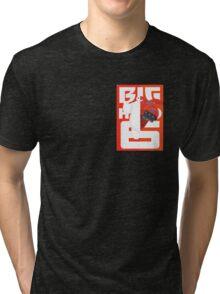 big hero Tri-blend T-Shirt