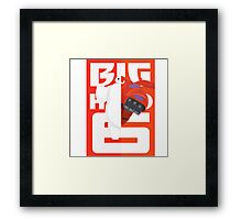 big hero Framed Print