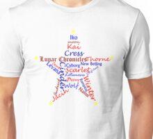 Star Lunar Characters Unisex T-Shirt