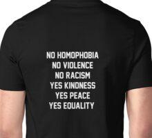 Yes Peace  Unisex T-Shirt