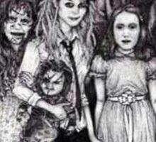 Nightmares Sticker