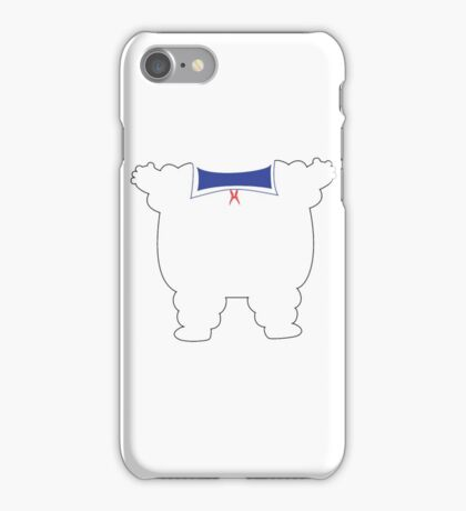 Stay Puft Body iPhone Case/Skin