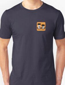 Quad Cube Unisex T-Shirt
