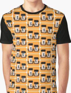 Quad Cube Graphic T-Shirt