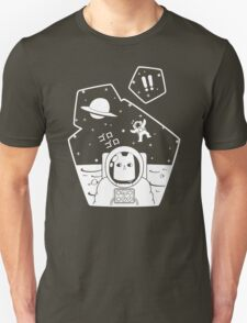 Oblivious Explorer of Space T-Shirt