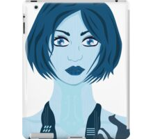 What can I do for you Chief? iPad Case/Skin